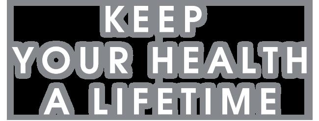 KEEP YOUR HEARTH A LIFETIME